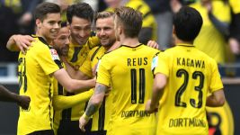 All square between Dortmund and Köln