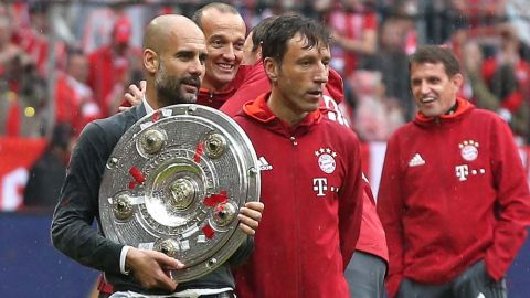 Guardiola: 'Now we'll celebrate'