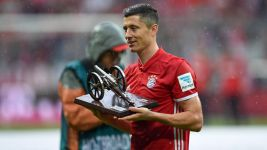 Lewandowski: 'I'm delighted'