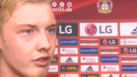 Brandt: 'We're proud of ourselves'