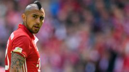 Vidal targets DFB Cup as perfect end to successful first year at Bayern