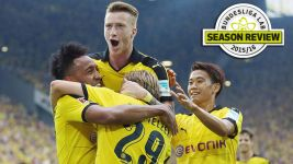 Season review: Borussia Dortmund