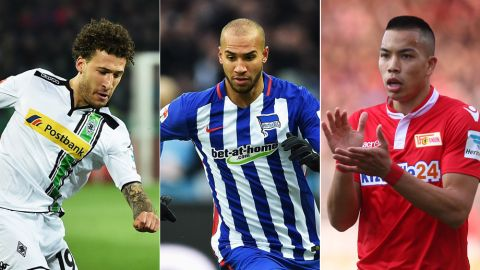 Eight Bundesliga stars in Klinsmann's USMNT squad