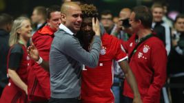 Guardiola: 'I'll miss my players'
