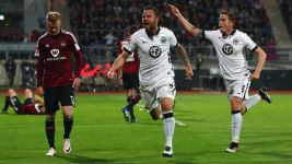 Eintracht Frankfurt ensure survival