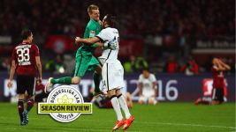 Season review: Eintracht Frankfurt