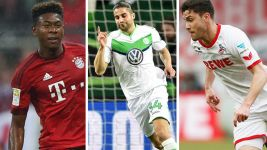 Bundesliga European Dream Team Battle: Left back