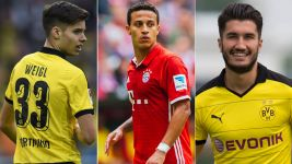 Bundesliga European Dream Team Battle: midfield
