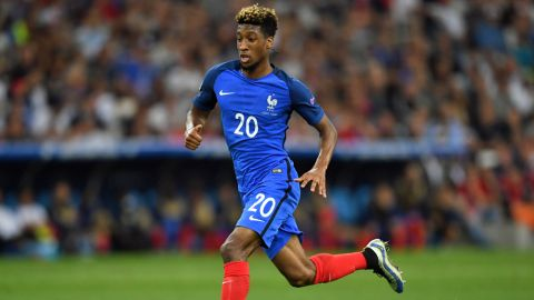 Bayern's Coman to meet Iceland's Bundesliga duo