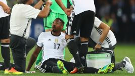 Injured Boateng will be fit for new season
