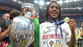 Bayern star Sanches scoops EURO 2016 award