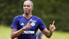 Naldo aiming high