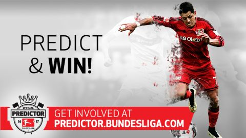 Get involved in the Bundesliga Predictor!