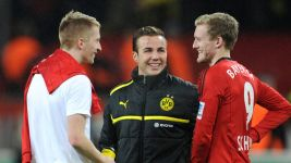 BVB's fab three