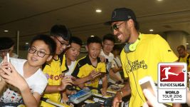 Dortmund's China tour a smash hit