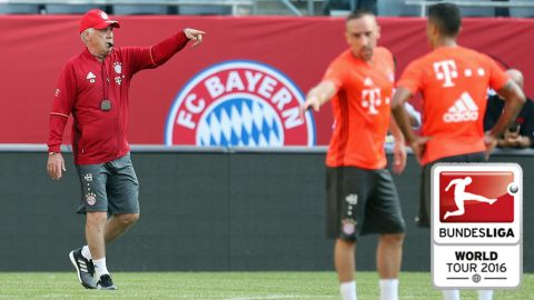 Bayern in Chicago: the social media wrap