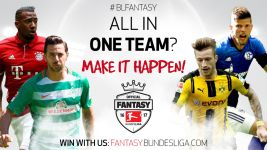 The Official Fantasy Bundesliga...