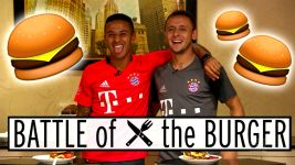 Bayern burger battle