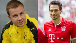 No place like home for Hummels and Götze
