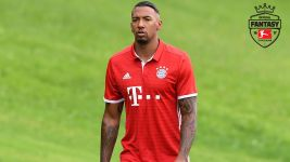Boateng eyeing MD1 return