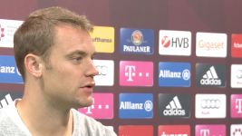 Neuer: 'We're delighted'