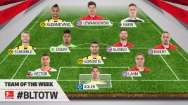 MD1: Bundesliga Team of the Week
