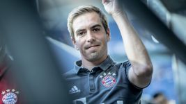 500 not out for Philipp Lahm