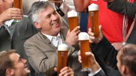 Ancelotti toasts record-breaking start