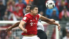 Lewandowski: 'We had to fight for win'