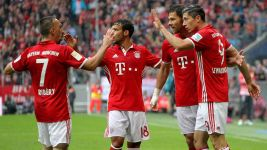 Bayern roar back to down Ingolstadt
