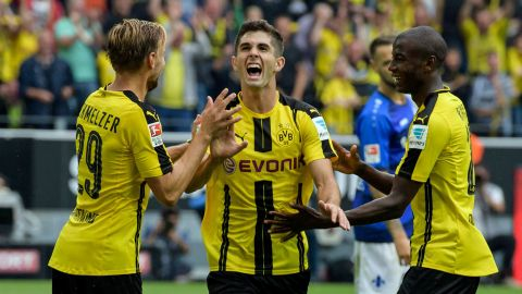 Party on, Pulisic!