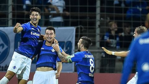 Darmstadt secure dramatic point