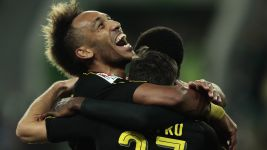 Aubameyang: 'I'm really happy'