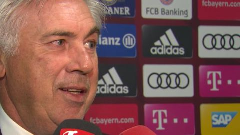 'Arjen played really well'