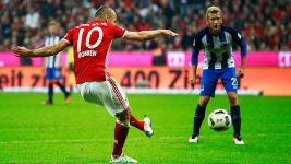 Previous meeting: Bayern 3-0 Hertha