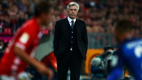Ancelotti on life ahead of Atleti clash