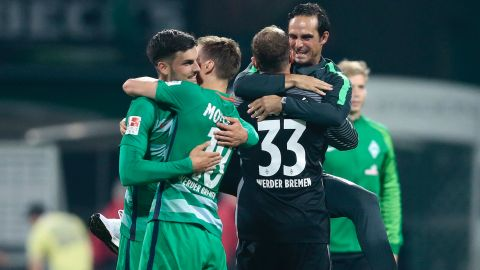 Previous meeting: Bremen 2-1 Wolfsburg