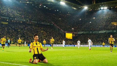 Previous meeting: Dortmund 3-1 Freiburg