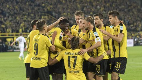 Devastating Dortmund ready for ailing Real
