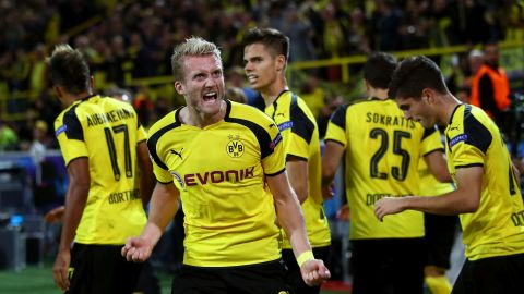 Europe takes note as Dortmund hold Real