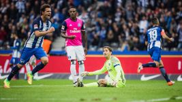 Previous meeting: Hertha 2-0 Hamburg