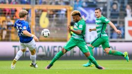 Darmstadt and Bremen share spoils