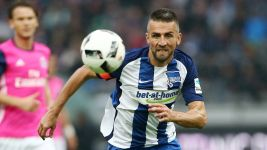 Hertha's Ibisevic pens new deal