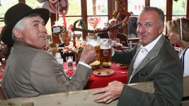 Cheers to a good start for Ancelotti