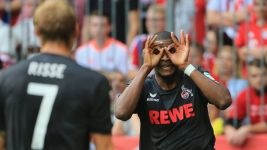 Strikers on fire: Anthony Modeste