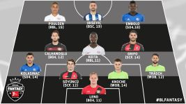 #BLFantasy - Matchday 6 Team of the Week
