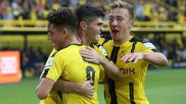 Learning curve for Dortmund