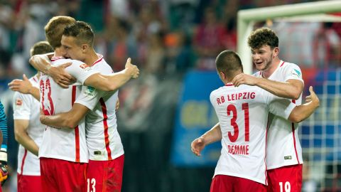 Youthful Leipzig aiming high after unbeaten start