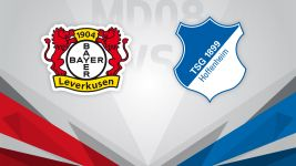 Bayer's home record on the line against Hoffenheim