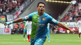 Watch: Chicharito on life in the Bundesliga